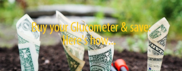 Buy glucometer and save
