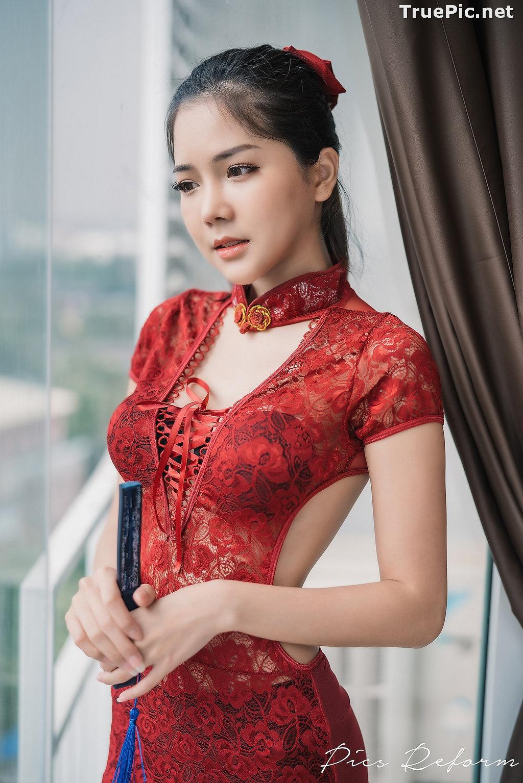 Image Thailand Model - Phitchamol Srijantanet - Concept: Tian Mi Mi - TruePic.net - Picture-4