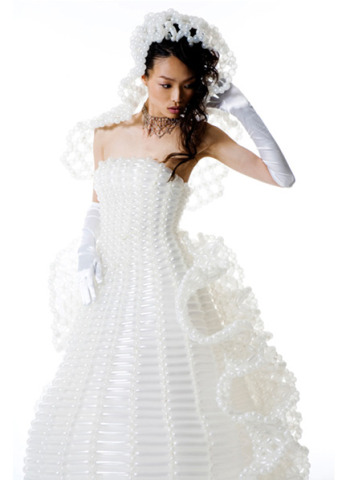 White Balloon Wedding Dresses Designs Ideas | Wedding ...