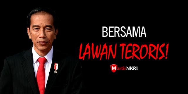 Penangkapan Besar-besaran Terus Dilakukan, Tapi Itu Tidak Cukup, Jokowi Minta Masyarakat Bantu Pemerintah Melawan Terorisme