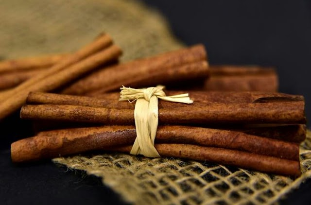 Gunakan Kayu Manis Untuk Redakan Batuk Akibat Merokok
