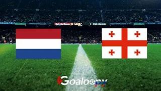 Нидерланды – Грузия где СМОТРЕТЬ ОНЛАЙН БЕСПЛАТНО 06 июня 2021 (ПРЯМАЯ ТРАНСЛЯЦИЯ) в 19:00 МСК.
