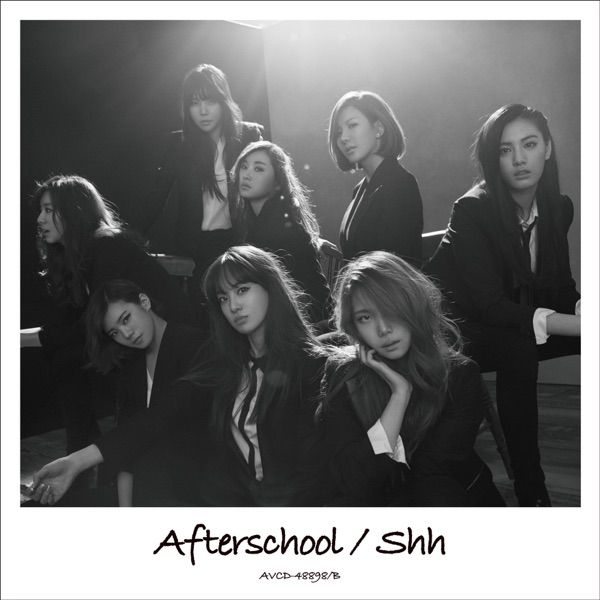 After School – Shh (Japanese) (FLAC)