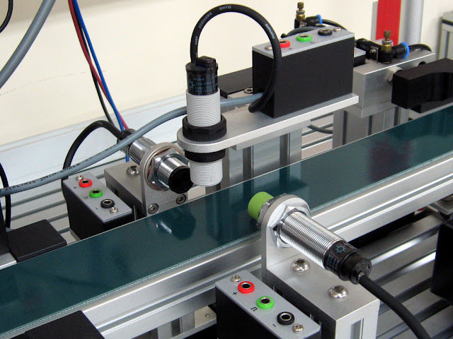 Sensor pada Elektropneumatic