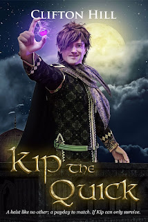 Kip the Quick Book Cover