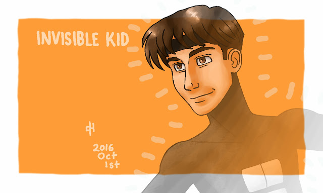 DC, Invisible Kid