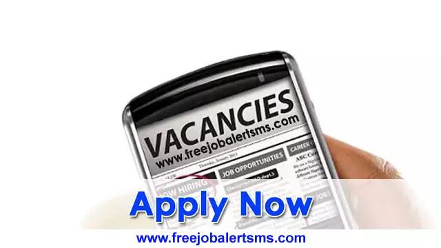 Free Job Alert Latest Notification
