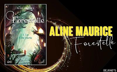 Livre - Forestelle La Cite Verte : A.Maurice