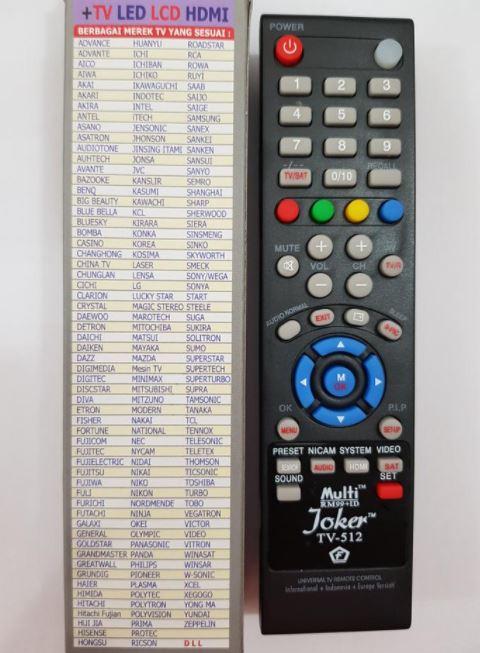 Remote Joker