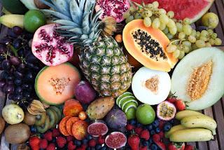 Exotické ovoce z Havaje