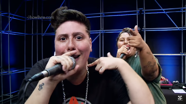 "Assista ""O pano rasga"" - Rap Plus Size no #ShowlivreDay+"