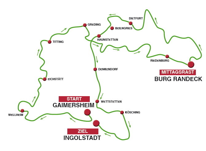 Oldtimer News ///: Donau Classic in Ingolstadt
