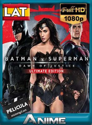 Batman v. Superman: El Amanecer De La Justicia Ultimate Edition LatinoHD [1080P] [GoogleDrive] DizonHD