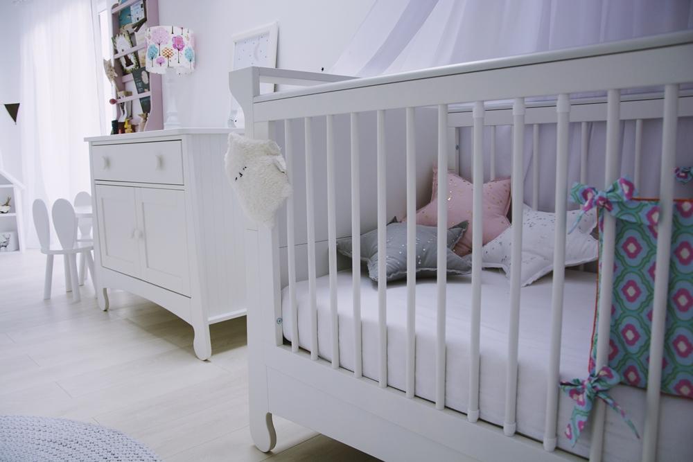 łóżeczko tapczanik