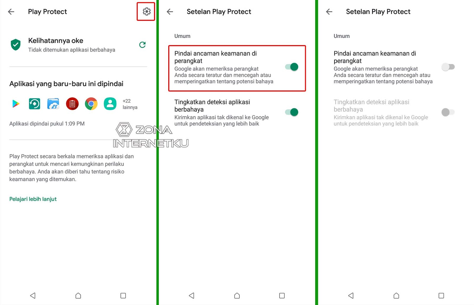 7 Cara Mengatasi Google Play Store Tidak Bisa Download ...