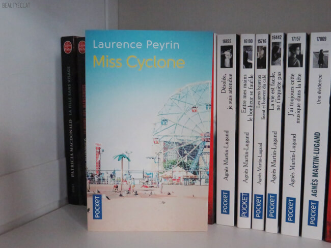 avis lecture miss cyclone laurence peyrin