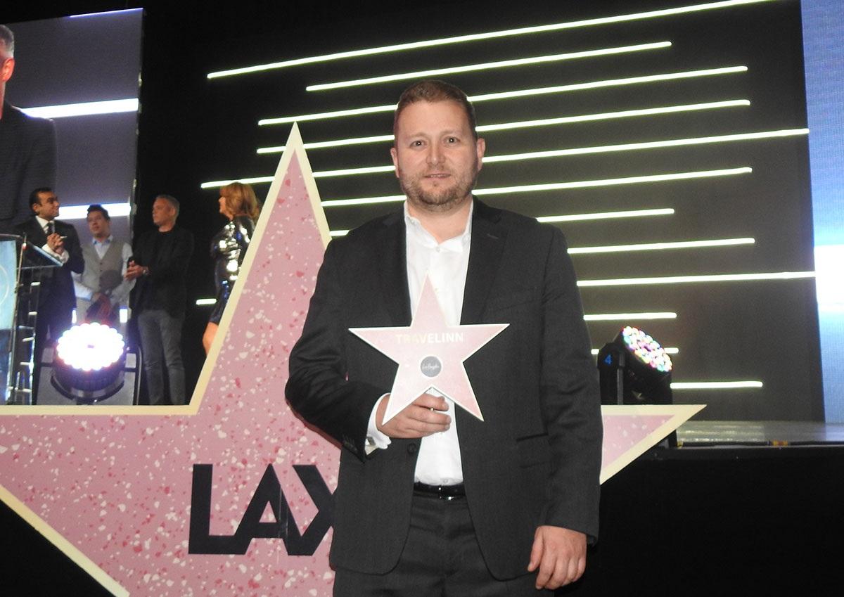 LOS ÁNGELES RECONOCE INDUSTRIA TURÍSTICA AWARDS NIGHT 08