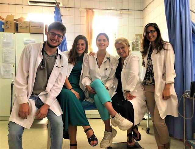 Ιατρική απόβαση 2020: Εθελοντισμός και Εκπαίδευση με άρωμα Ελλάδας (βίντεο)