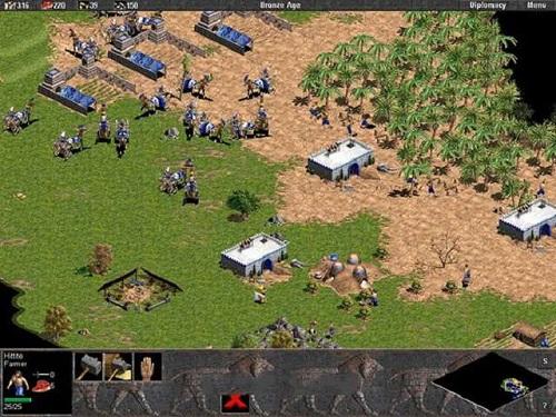 Hittile là dòng quân đồng đều và có sức khỏe kinh dị chỉ trong Age of Empires