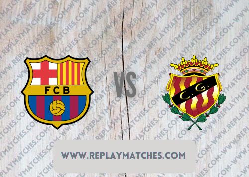 Barcelona vs Gimnàstic Tarragona -Highlights 21 July 2021