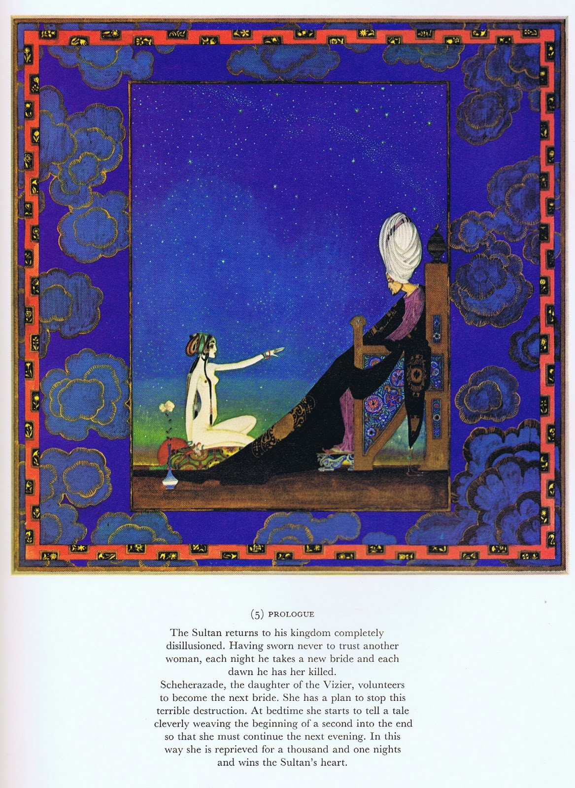 Aladdin – One Thousand and One Nights