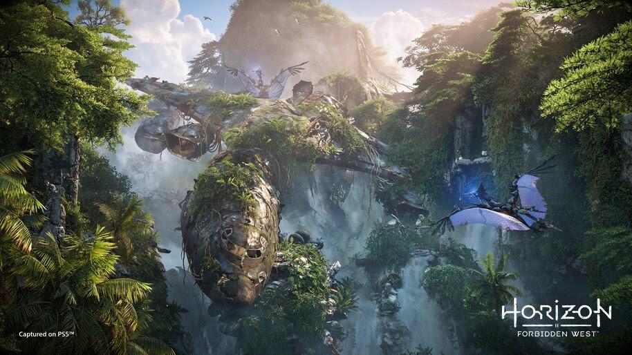 Horizon Forbidden West, Game, Scenery, 4K, #5.2243