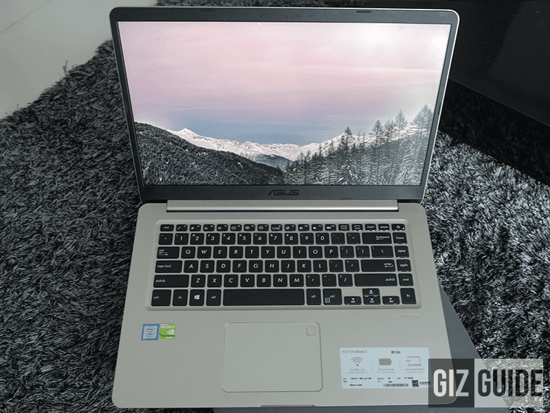 ASUS VivoBook S510U Review - A GOOD laptop for the price!