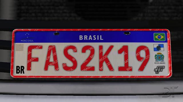 OMSI 2 - Caio Apache VIP IV MB OF-1721 BT5 padrão RJ