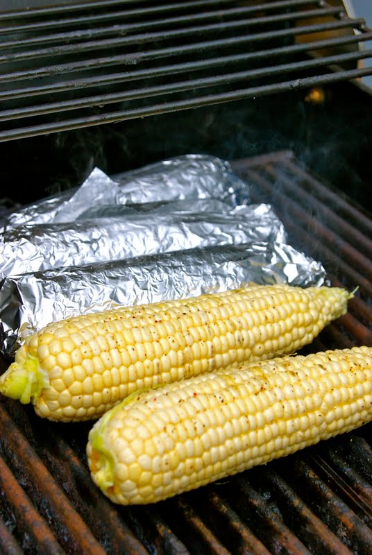grilled corn foil   yolpa