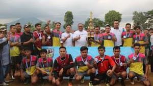 Bupati Sukabumi Jadikan Olahraga penyemangat Daya saing, Prestasi Dan Hidup Sehat