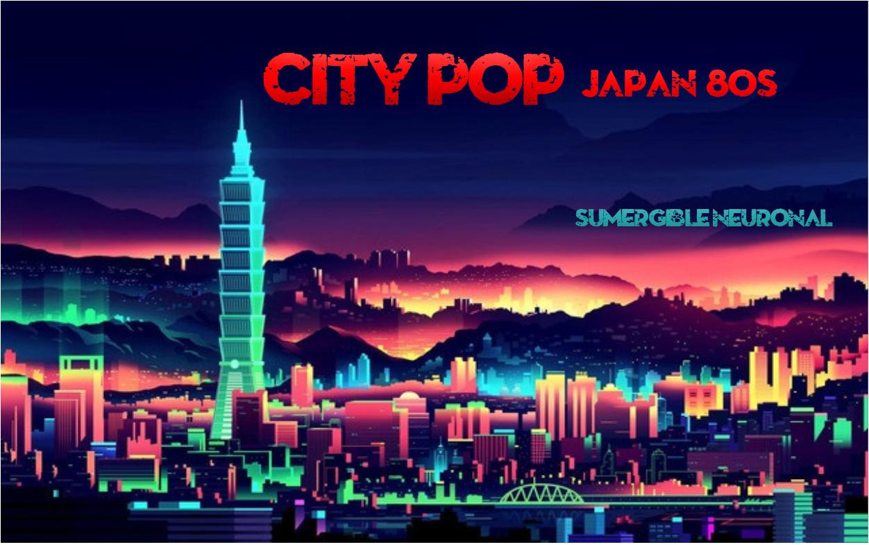 Citypop japan 80s