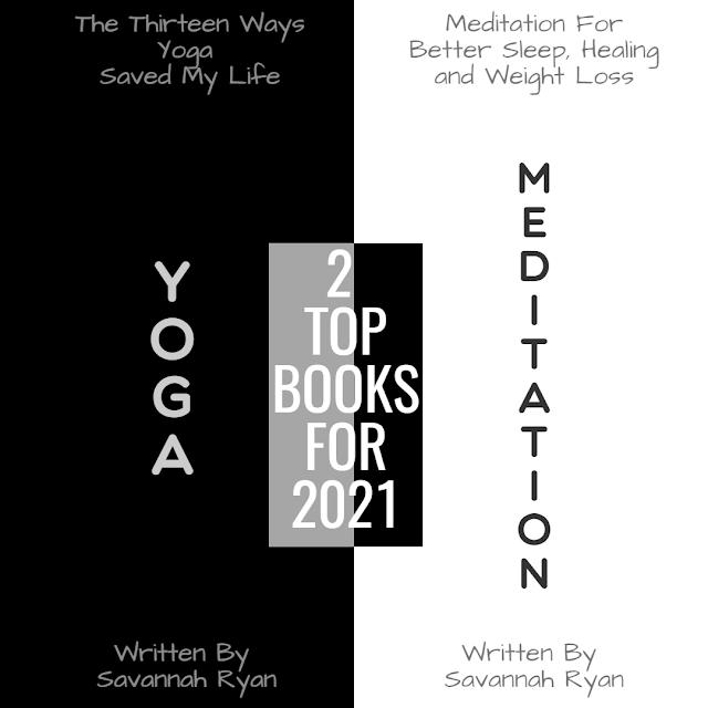 2 Best Yoga and Meditation Books Every Yogi Needs