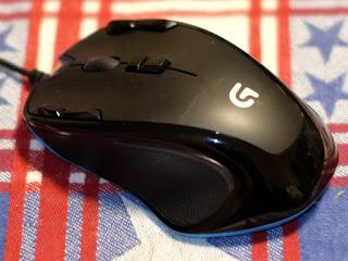 ロジクール G300s