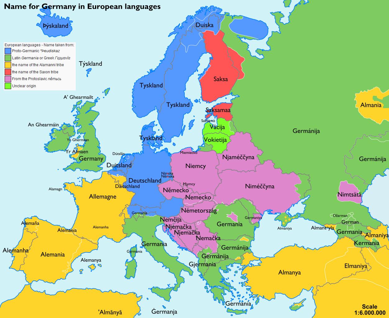 Europakarte Zum Ausdrucken Kostenlos