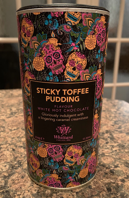Sticky Toffee Pudding Hot Chocolate Whittard