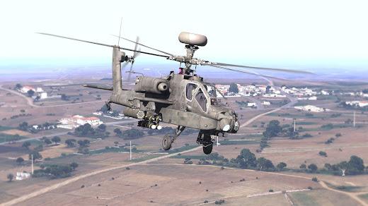 Arma3版AH-64D Apache Longbow MOD