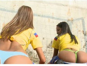 La Seleccion Colombia de chicas video xxx
