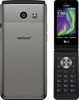 LG flip phones 2021