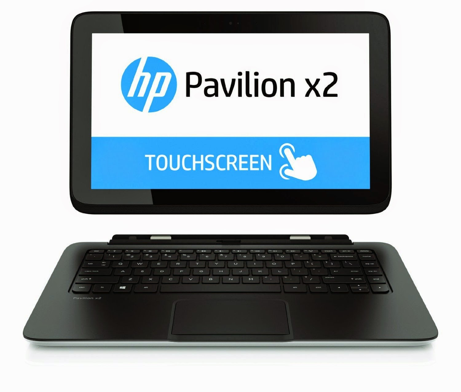 HP Pavilion 13-P120NR 13.3-Inch Detachable 2 in 1 Touchscreen Laptop