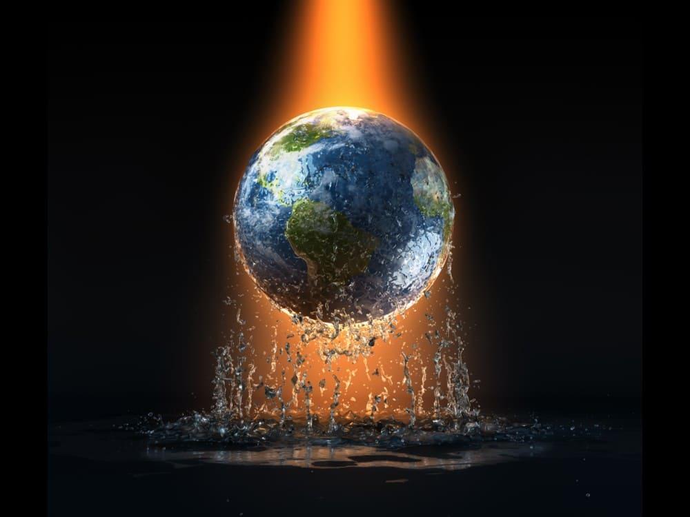 Imagen Del Calentamiento Global
