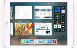 Cara Menutup Paksa Aplikasi di iPad