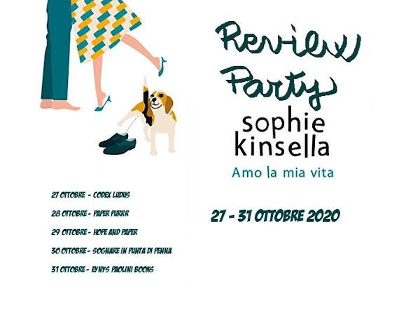 Review Party - Amo la mia vita di Sophie Kinsella