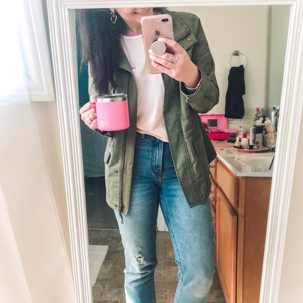 spring style, spring outfit, what to buy for spring, instagram roundup, style on a budget, north carolina blogger