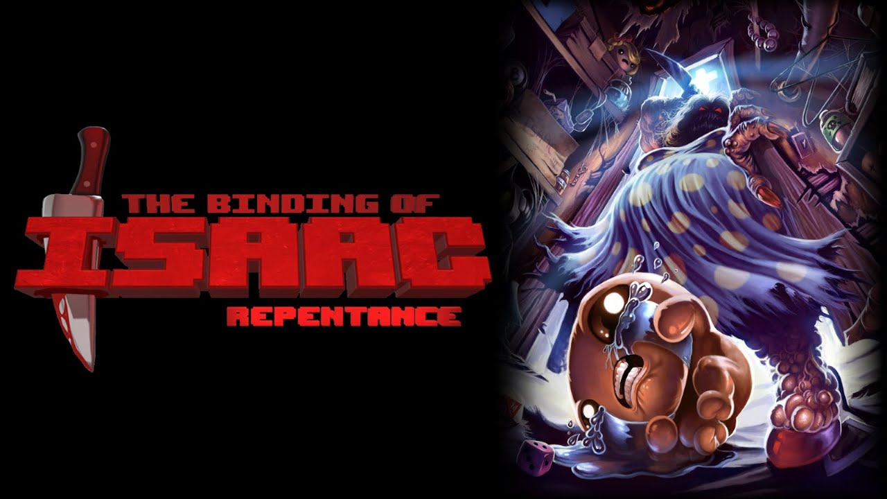 The Binding of Isaac: Repentance é confirmado para o Switch