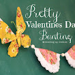 Pretty Valentines Day Bunting ... ♥