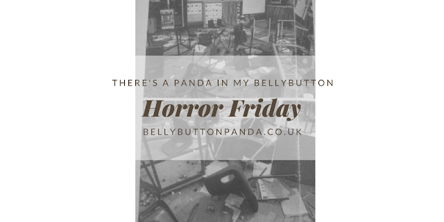 Autistic Meltdown - Horror Friday www.bellybuttonpanda.co.uk