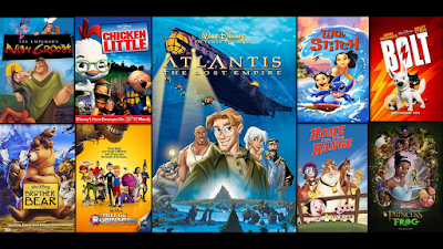Atlantis y la Edad Indecisa de la Animación (Parte I)