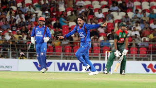 Rashid Khan 4-12 - Bangladesh vs Afghanistan 2nd T20I 2018 Highlights
