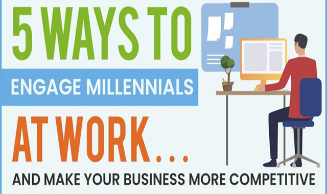 5 Ways to Engage Millennials at Work