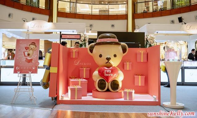 A Date With Teddy, Love & Co., Teddy Bear Collection, Teddy Bear Jewellery, Teddy Bear, Fashion, Jewellry